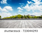 cityscape and skyline of... | Shutterstock . vector #723044293