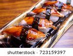 Small photo of Anago Sushi