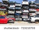 indianapolis   circa september... | Shutterstock . vector #723210703