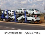 odessa  ukraine september 1 ... | Shutterstock . vector #723337453