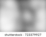 dotted half tone background.... | Shutterstock .eps vector #723379927