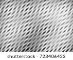 gradient half tone background.... | Shutterstock .eps vector #723406423