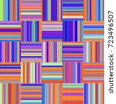 abstract colorful background... | Shutterstock .eps vector #723496507