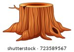 vector illustration of tree... | Shutterstock .eps vector #723589567