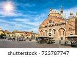 the basilica di sant'antonio...