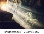 lover women and men asians...   Shutterstock . vector #723918157