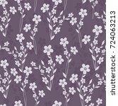 seamless floral pattern....   Shutterstock .eps vector #724063213