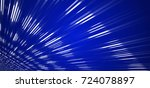 blue background with white... | Shutterstock . vector #724078897