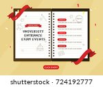 event poster design | Shutterstock .eps vector #724192777