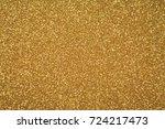 abstract glitter  lights... | Shutterstock . vector #724217473