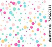 bright background of... | Shutterstock .eps vector #724227853