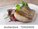 Pike Perch Fillet With...