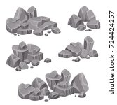 Design Groups Of Rocks And...