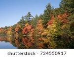 Fall Foliage  Massachusetts In...