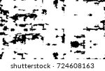 black white seamless grunge... | Shutterstock .eps vector #724608163