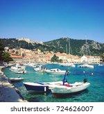 croatia | Shutterstock . vector #724626007
