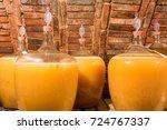 Wine Fermentation Process In...