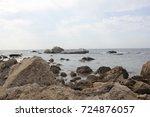 Southern Coast Of The Crimea...