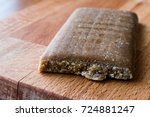 roasted chickpea paste  ... | Shutterstock . vector #724881247