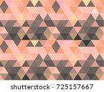 elegant and feminine background.... | Shutterstock .eps vector #725157667