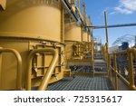 mining infrastructure ... | Shutterstock . vector #725315617
