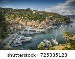 portofino  italy  | Shutterstock . vector #725335123