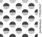 geometric seamless pattern....   Shutterstock .eps vector #725442367