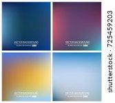 abstract creative concept... | Shutterstock .eps vector #725459203