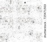seamless dark brown grunge... | Shutterstock . vector #725471503