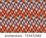 seamless abstract geometric...   Shutterstock .eps vector #725472583