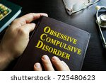Small photo of Book about Obsessive–compulsive disorder (OCD).