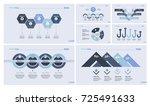 business data design template... | Shutterstock .eps vector #725491633