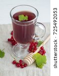 Warming Red Berry Drink  Tea ...