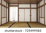 interior design living room... | Shutterstock . vector #725499583