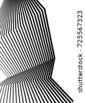 white black color. linear... | Shutterstock .eps vector #725567323