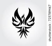 phoenix logo | Shutterstock .eps vector #725789467