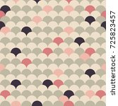 seamless abstract pattern of...   Shutterstock .eps vector #725823457