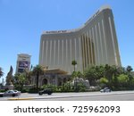 las vegas nevada usa  21 july... | Shutterstock . vector #725962093
