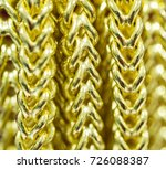 background of gold ornament... | Shutterstock . vector #726088387