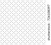 gray diamond pattern. seamless... | Shutterstock .eps vector #726108397