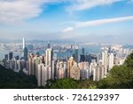 hongkong   oct 13  2016  ... | Shutterstock . vector #726129397