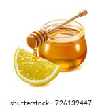 traditional remedy for flu and... | Shutterstock . vector #726139447