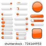 collection of web buttons....   Shutterstock .eps vector #726164953