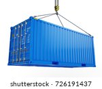 delivery  cargo  shipping... | Shutterstock . vector #726191437