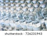 Pure Bottled Water In Small...