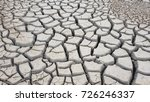 dry clay texture  which has... | Shutterstock . vector #726246337