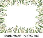watercolor illustration. ready... | Shutterstock . vector #726252403