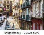 porto  portugal  on june 17 ... | Shutterstock . vector #726265693