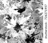 tie dye seamless pattern with... | Shutterstock . vector #726271957