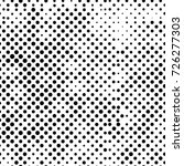 black and white round spots... | Shutterstock . vector #726277303